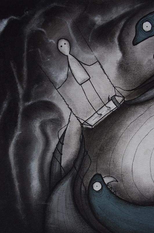cauchemar détails personnage