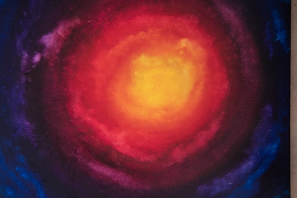 galaxie détails centre