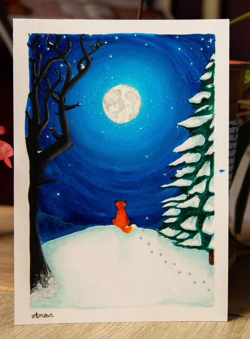 snow moon en entier