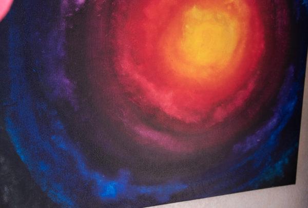 galaxie détails coté